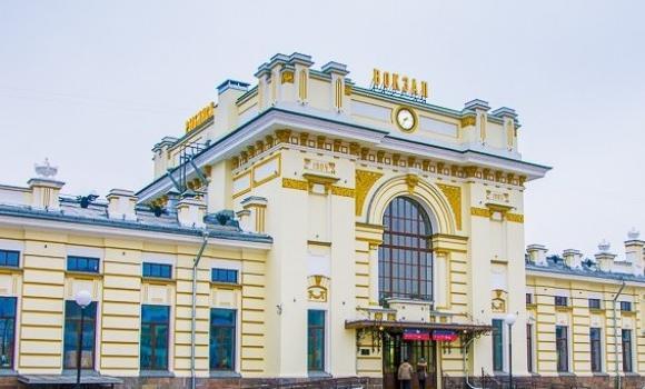 ЖД Вокзал ЖД вокзал Рыбинск-Пассажирский